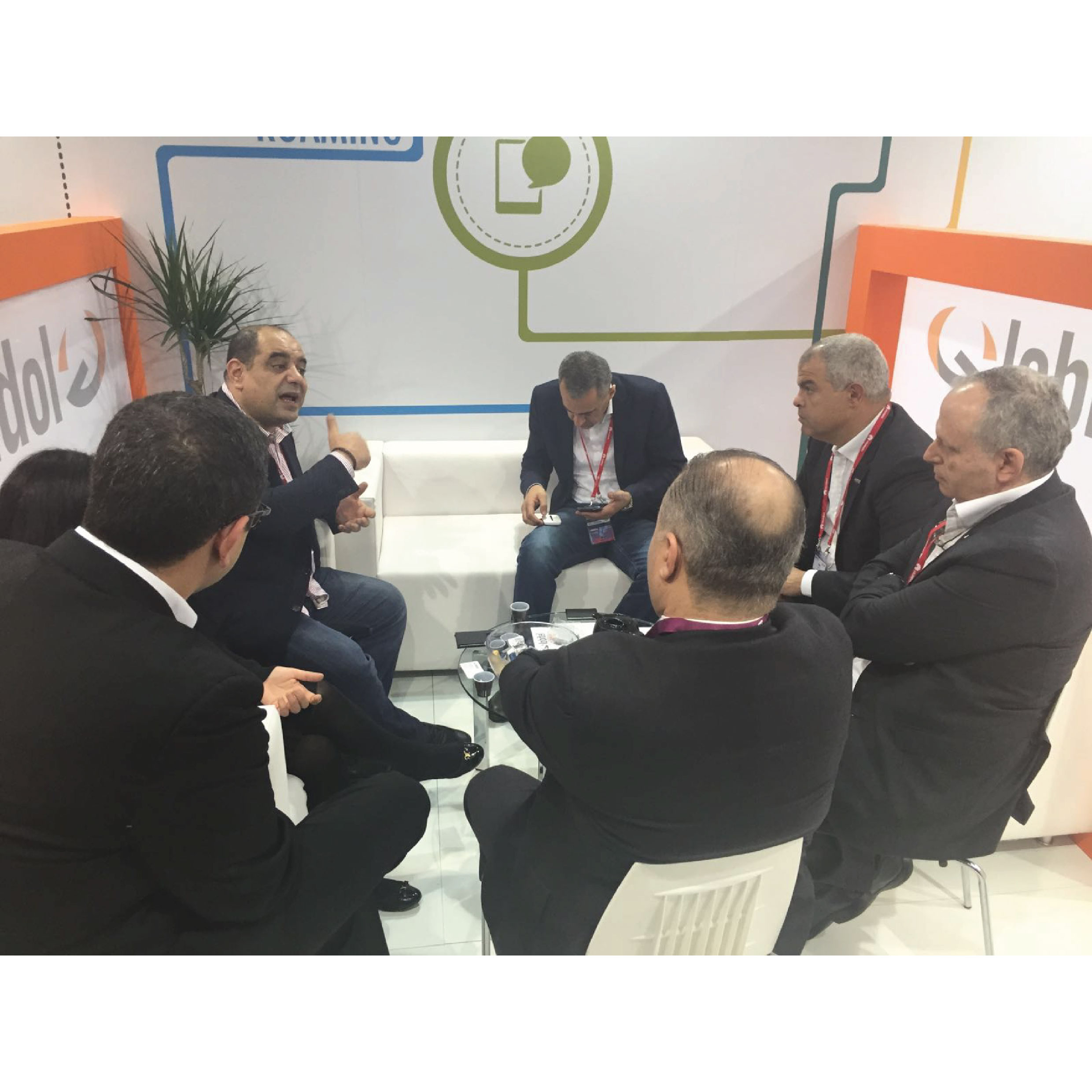 Globitel Returns with a Successful Participation & New Partnerships from the Mobile World Congress 2016