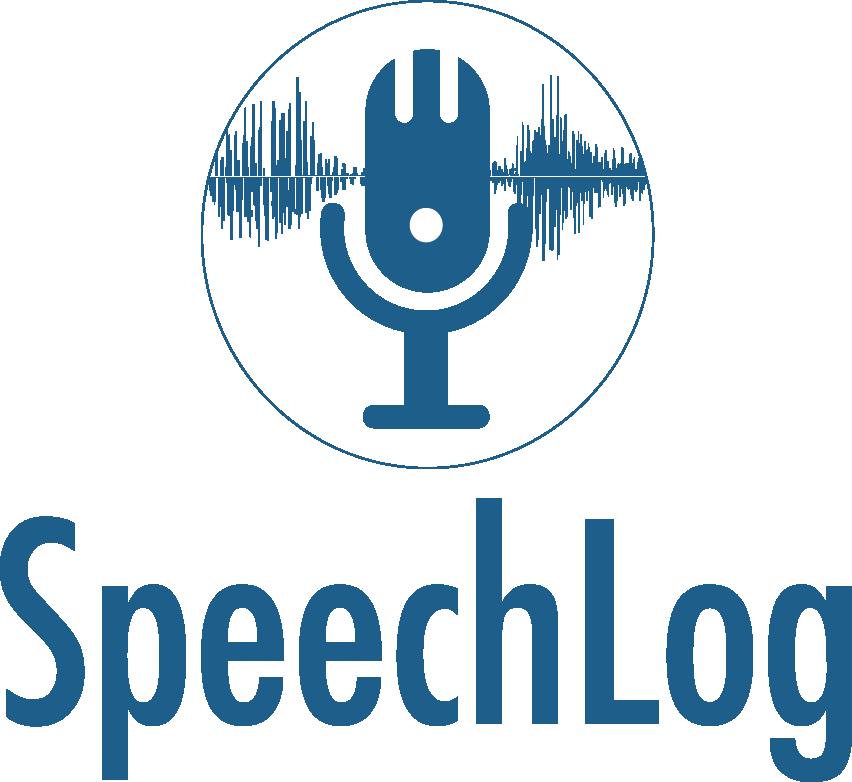 Final SpeechLog logo