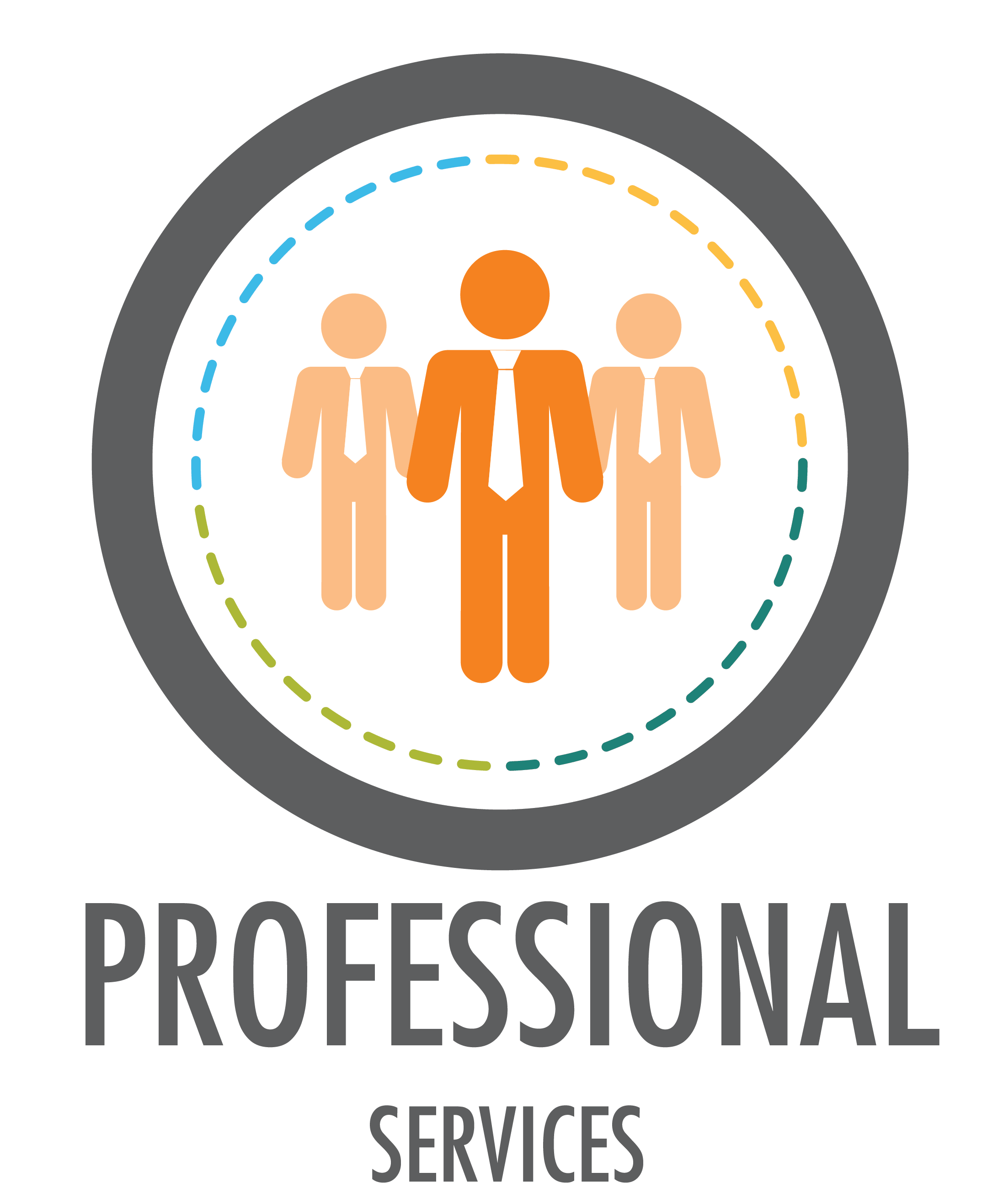 professional services graphic