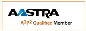 aastra a2p2 qualified member logo