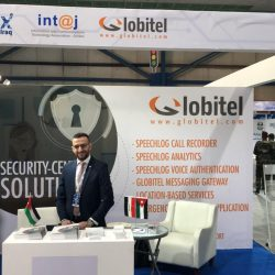 SSPEX Iraq 2018 – Globitel Concludes its Participation in Iraq's Biggest Security Exhibition