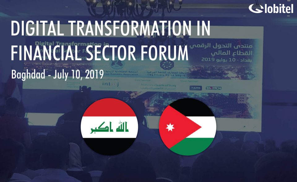 digital transformation forum iraq globitel jordan