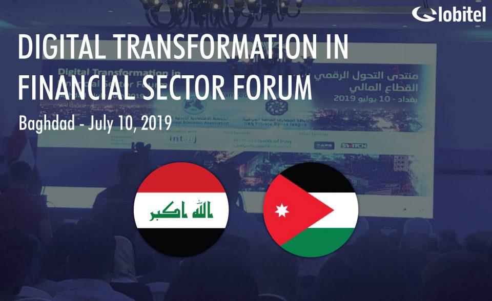 digital transformation forum iraq globitel jordan
